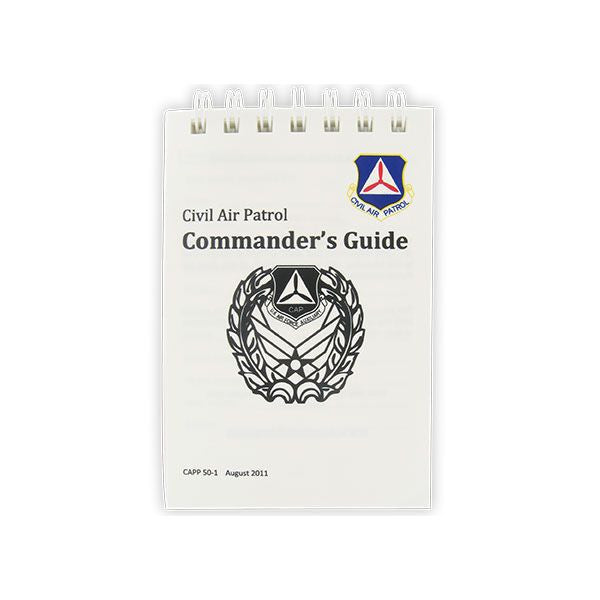 Civil Air Patrol: Commander's Guide