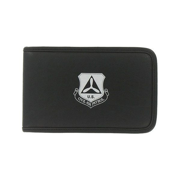 Civil Air Patrol Log Book Holder - black