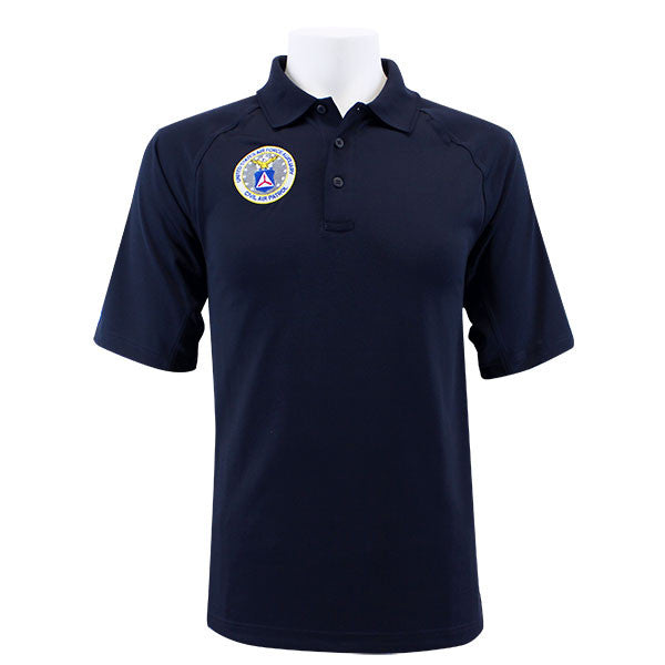 Civil Air Patrol Uniform: Tactical Golf Shirt with Seal - male