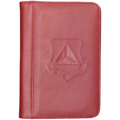 Civil Air Patrol Junior Conference Pad Folio: Red