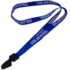 Civil Air Patrol: Blue Lanyard