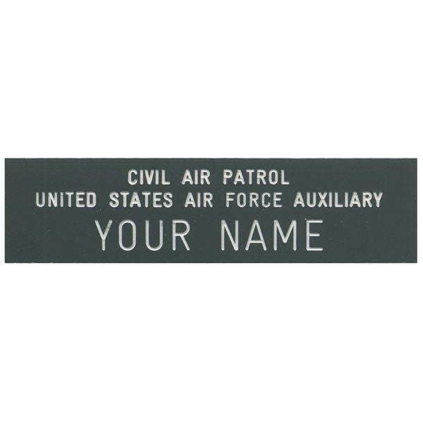 Civil Air Patrol Name Plate: Senior Member