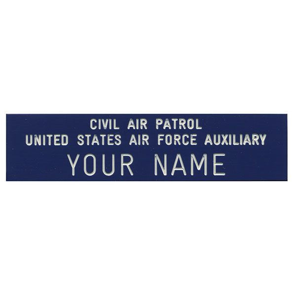 Civil Air Patrol Name Plate: Cadet