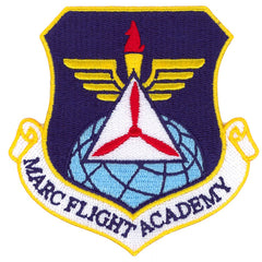 Civil Air Patrol Patch: Marc Flight Academy Flight Patch