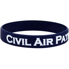 Civil Air Patrol: Silicone Wristband