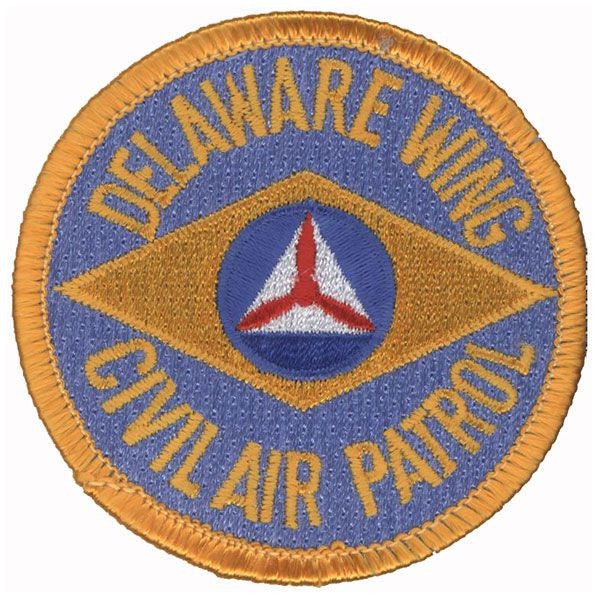 Civil Air Patrol Patch: Delaware Wing