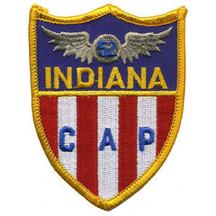 Civil Air Patrol Patch: Indiana Wing
