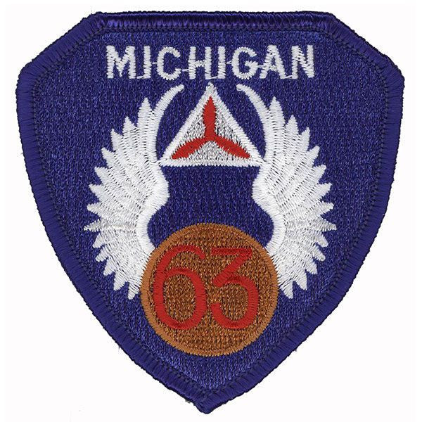 Civil Air Patrol Patch: Michigan Wing