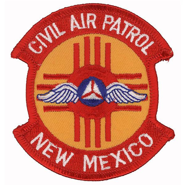 Civil Air Patrol Patch: New Mexico Wing