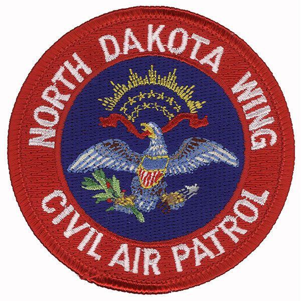 Civil Air Patrol Patch: North Dakota Wing