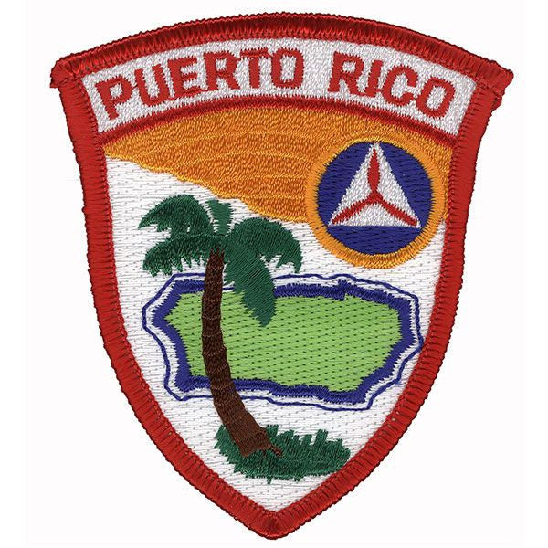 Civil Air Patrol Patch: Puerto Rico Wing