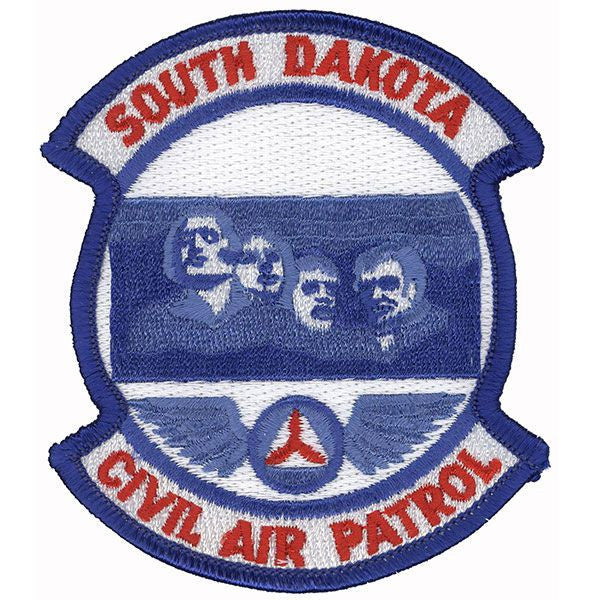 Civil Air Patrol Patch: South Dakota Wing