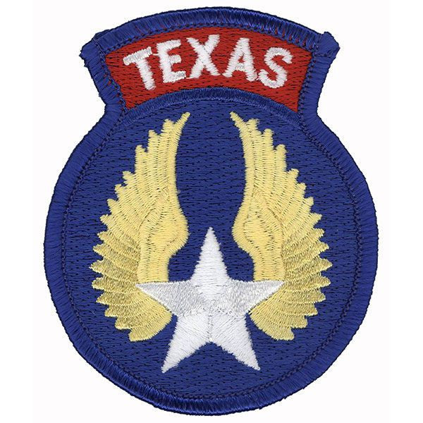 Civil Air Patrol Patch: Texas Wing
