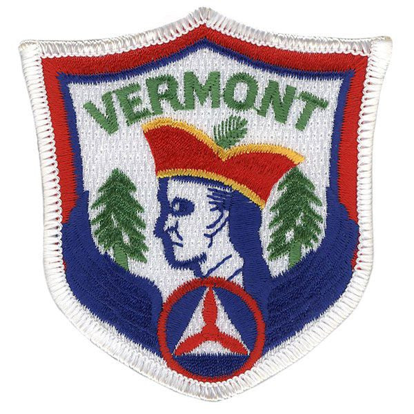 Civil Air Patrol Patch: Vermont Wing