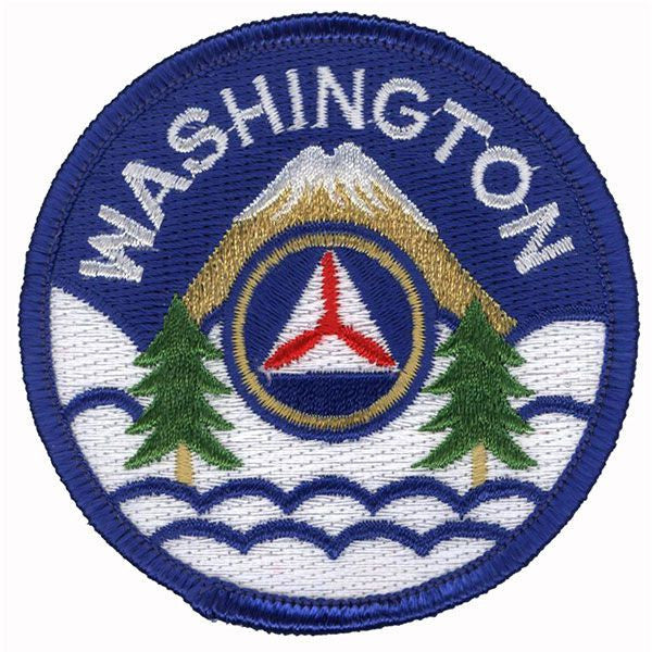 Civil Air Patrol Patch: Washington Wing