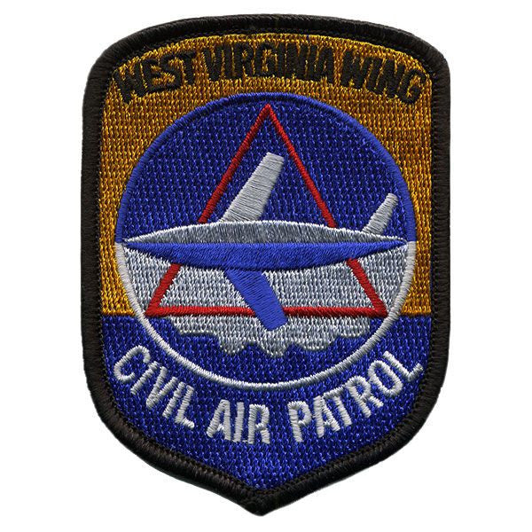 Civil Air Patrol Patch: West Virginia Wing