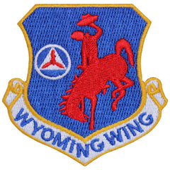 Civil Air Patrol Patch: Wyoming Wing