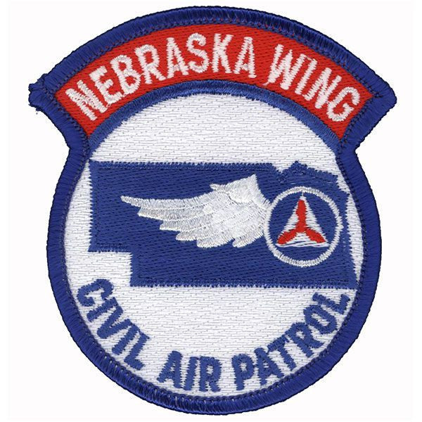 Civil Air Patrol Patch: Nebraska Wing