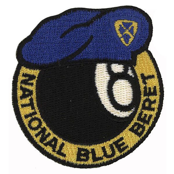 Civil Air Patrol Patch: National Blue Beret