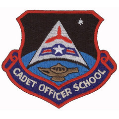 Civil Air Patrol Patch: Cadet Officer School