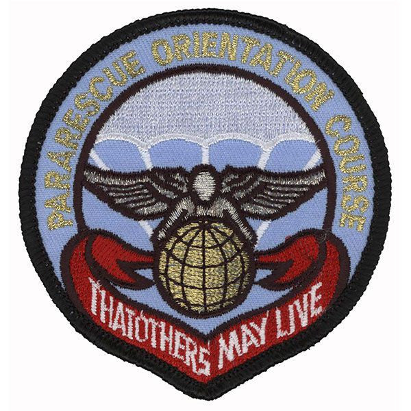 Civil Air Patrol Patch: Pararescue Orientation School