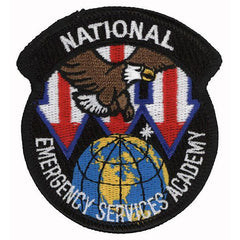 Civil Air Patrol Patch: National Emergency Services Academy
