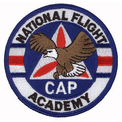Civil Air Patrol Patch: National Flight Academy