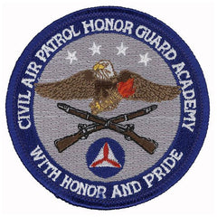 Civil Air Patrol Patch: Honor Guard Academy
