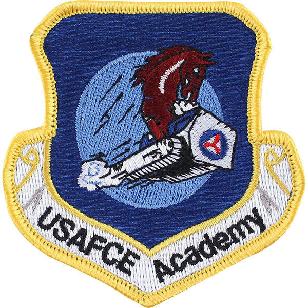 Civil Air Patrol Patch: US Air Force Civil Engineering Academy: USAFCE