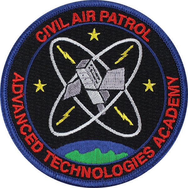 Civil Air Patrol Patch: Advanced Technologies Academy