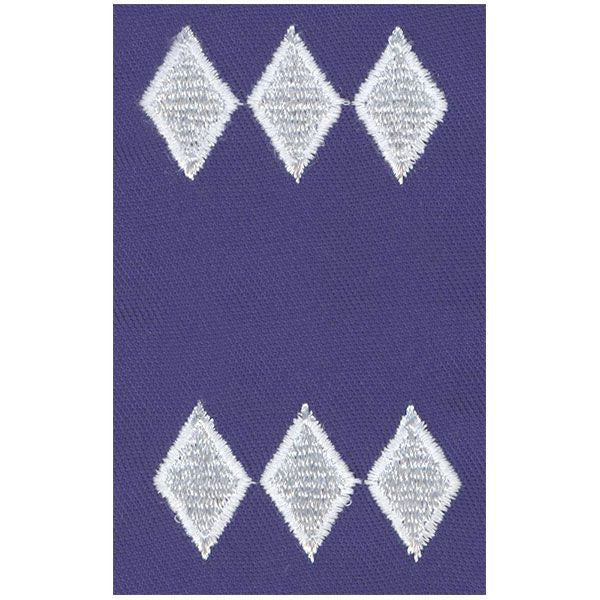 Civil Air Patrol Cadet Officer Cloth Insignia: Colonel