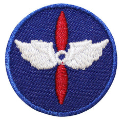 Civil Air Patrol: WWII Cadet Hat Patch