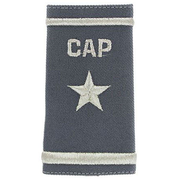 Civil Air Patrol: Grey Epaulets, Brig General