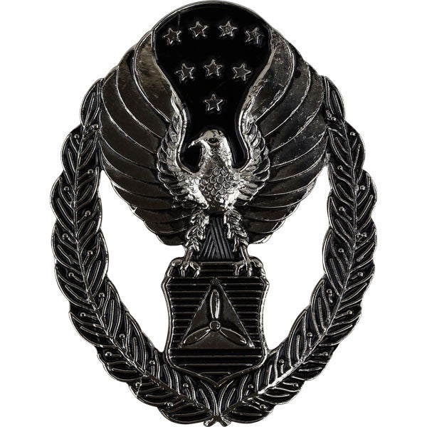Civil Air Patrol Cap Device: Cadet Officer Service - male