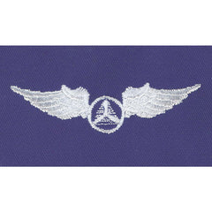 Civil Air Patrol Cloth Insignia: Pilot Wings