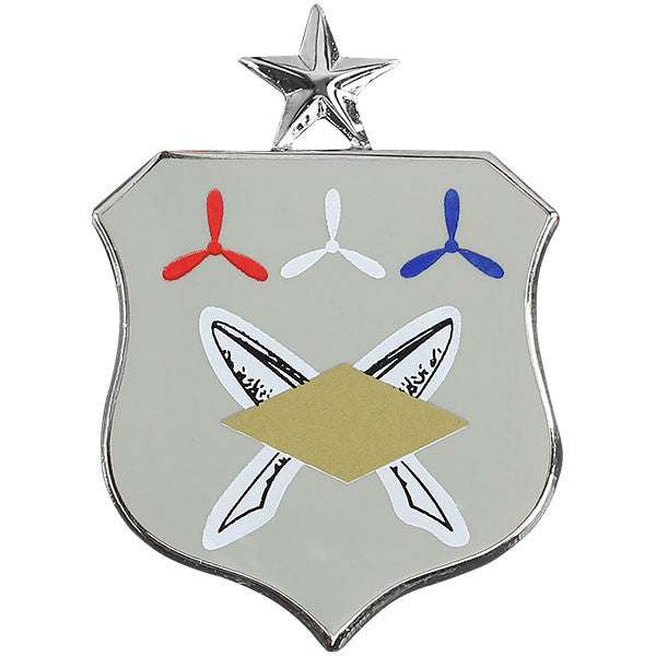 Civil Air Patrol Badge: Finance: Senior