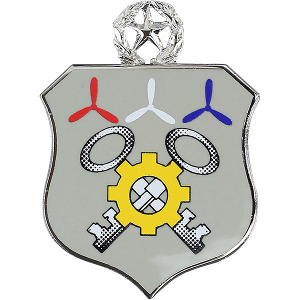 Civil Air Patrol Insignia: Master Logistics Officer