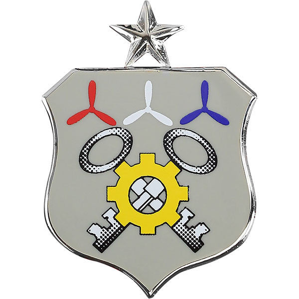 Civil Air Patrol Badge: Logistics Officer Senior