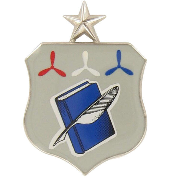 Civil Air Patrol Badge: Personnel Officer: Senior