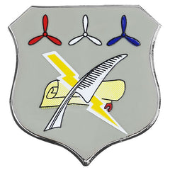 Civil Air Patrol Badge: Administration