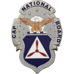 Civil Air Patrol Badge: CAP National Board - metal