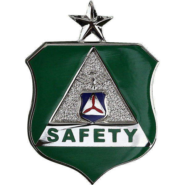 Civil Air Patrol Badge: Safety Officer: Senior