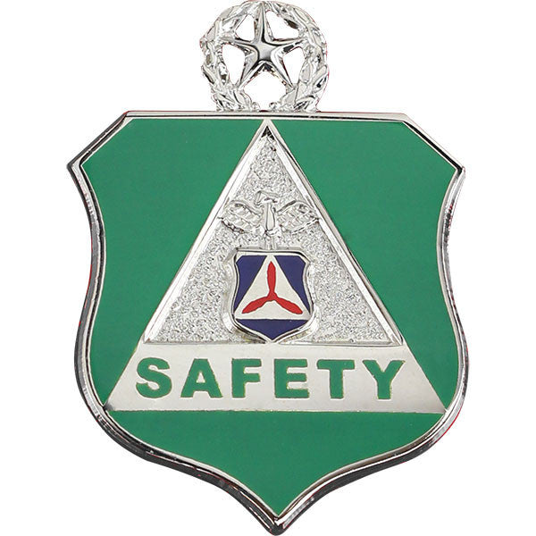 Civil Air Patrol Badge: Safety Officer: Master
