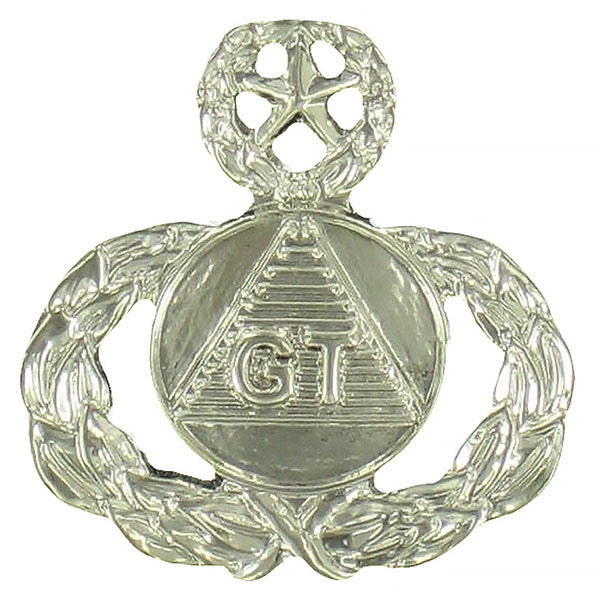 Civil Air Patrol Badge: Ground Team: Master - miniature