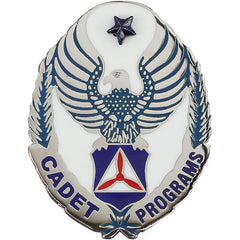 Civil Air Patrol Badge: Cadet Programs