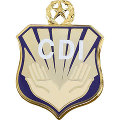 Civil Air Patrol Badge: Character Development Instructor Officer: Master