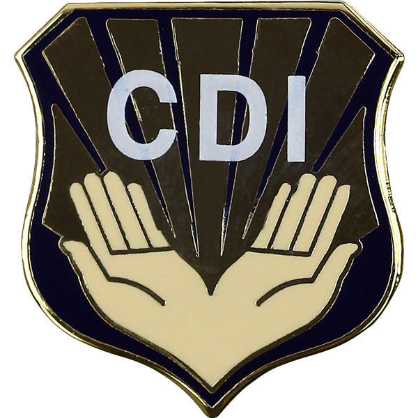 Civil Air Patrol Badge: Character Development Instructor Officer