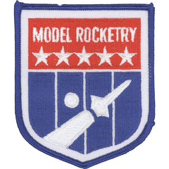 Civil Air Patrol Patch: Model Rocketry