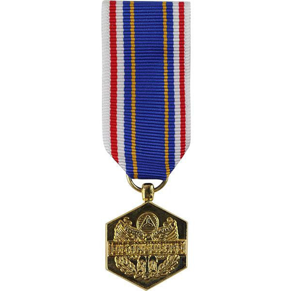 Civil Air Patrol miniature Medal: Distinguished Service