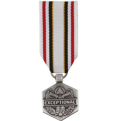 Civil Air Patrol miniature Medal: Exceptional Service